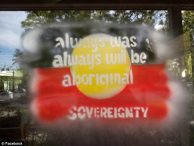Members of Canberra's Aboriginal Tent Embassy  have 'reclaimed' the iconic Lobby Restaurant