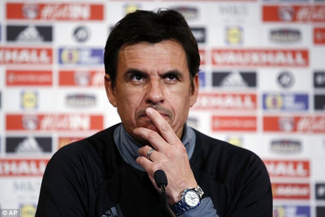 Chris Coleman has indicated he could remain as Wales boss beyond the end of his contract