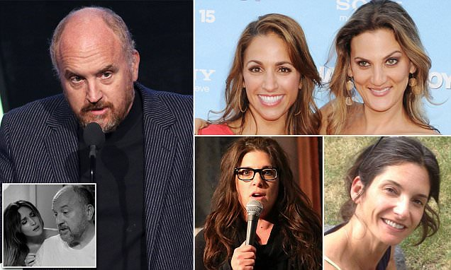 Louis CK film premiere cancelled ahead of NY Times story
