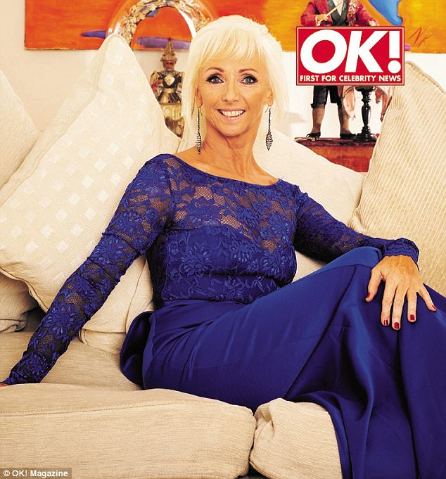Magical: Debbie McGee has gushed about her'magical' chemistry with Strictly Come Dancing partner Giovanni Pernice in a new interview with OK! magazine