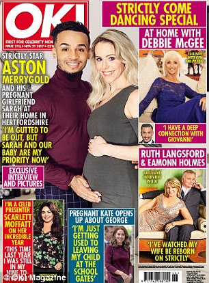 Out: Read Debbie McGee's full interview in the latest edition of OK! magazine, out now