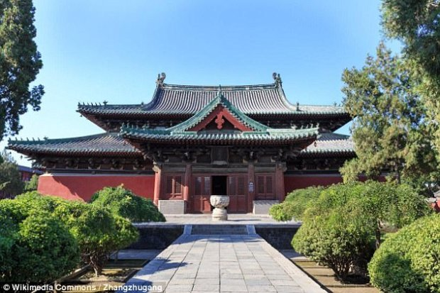 Legend says that upon his death, Siddhartha Gautama's remains were divided up among his disciples and royalty and spread far and wide. Two Monks named Yunjiang and Zhiming, are said to have spent two decades collecting the artefacts from neighbouring countries