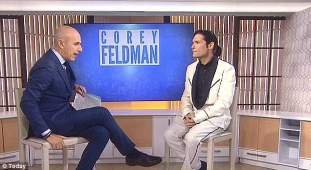 Feldman hinted during an interview with Matt Lauer last month that the owner of a 'teenage soda pop club' was among those who molested him