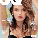 Amber Heard Sizzle on the Cover of GQ