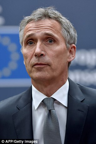 NATO Secretary-General Jens Stoltenberg said apologised for the incident and saidTurkey is a valued NATO ally