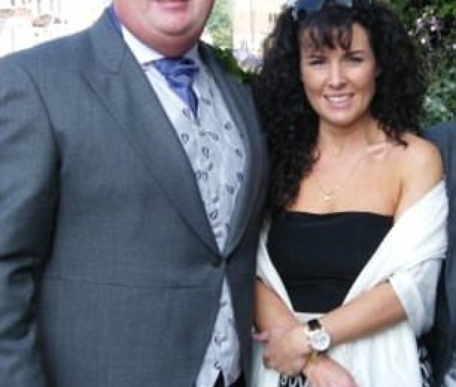 Husband And Wife Paul And Rhiannon Brown Pictured Went On A Dine A