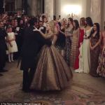 Reese Witherspoon's Daughter,Ava Looked Like a Princess In Giambattista Valli