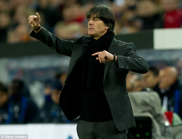 Sampaoli said Germany are not favourites despite Joachim Low's side winning all 10 qualifiers