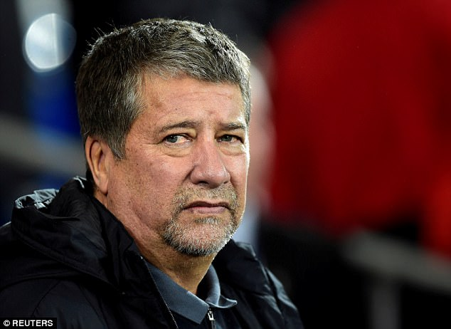 Hernan 'Bolillo' Gomez has restored his coaching reputation inPanama