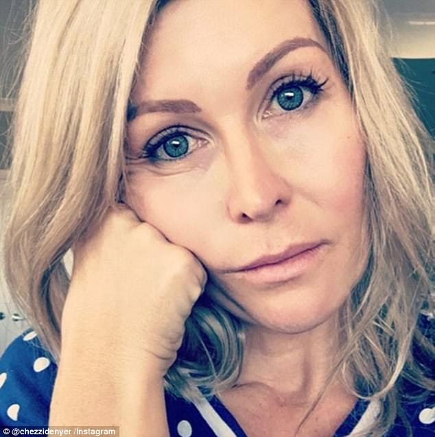 'I'm struggling to receive via day after day life': The appreciation post comes quickly after Chezzi took to her weblog, detailing the debilitating situation that saw her struggling to receive via day after day life