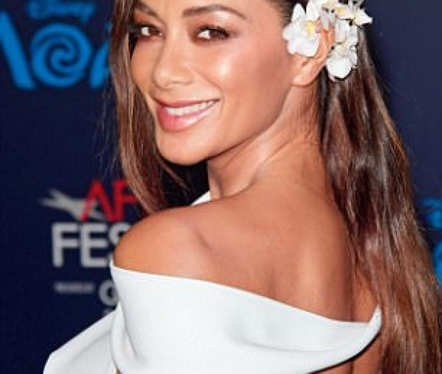 Nicole Scherzinger Works Out A Couple Of Times A Week Whether Its On The Treadmill