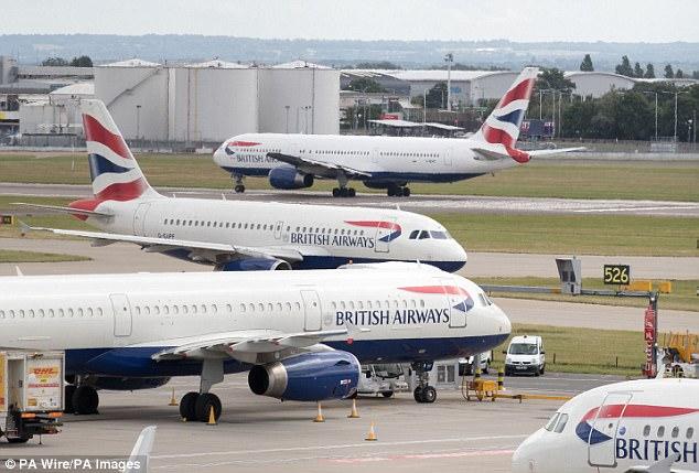 British Airways' in-flight staff have complained they've received 'hurtful' and' unfair' feedback from customers frustrated with the airline's service