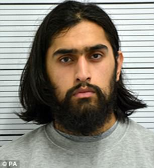 A week after the Westminster Bridge attack in March, police arrested Ummariyat Mirza, 21, who pleaded guilty to researching and plotting a terrorist attack using a hunting knife