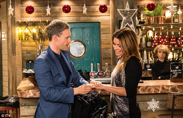 Explosive return? Corrie producer Kate has teased that Carla's return this Christmas will 'break new ground'