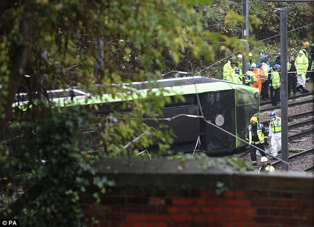 The driver involved in the Croydon tram crash possibly drifted into a 'microsleep' - a nap usually lasting less than a minute - before speeding round a sharp bend, an investigation has found