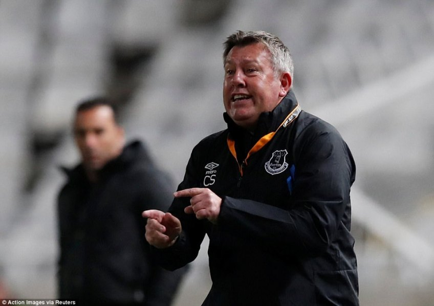 Craig Shakespeare will have been impressed with the young side as he took charge on the sidelines with Allardyce as home