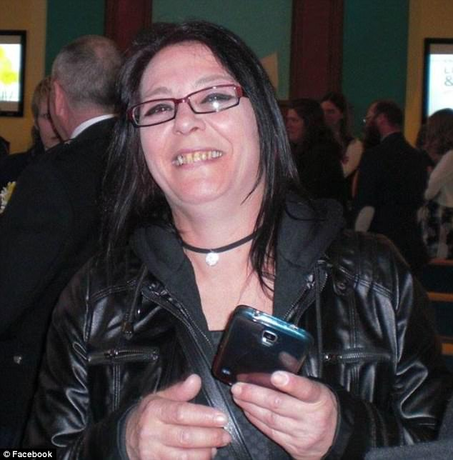 Nunzia Del Viscio, 43,ripped Marcello Palma's testicle out of his scrotum with her teeth