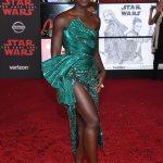 Lupita Nyong'o Stuns at the Star Wars World Premiere