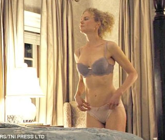 Steamy Nicole Kidmans Latest Movie Role In New Release The Killing Of A Sacred Deer