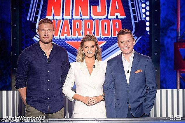 Top rating reality show! Corey is reportedly starring on the second season of Australian Ninja Warrior, which will air early next year