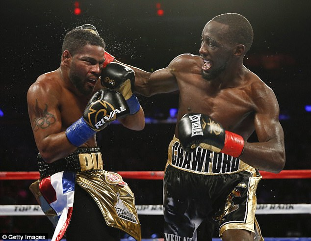 Instead, Mayweather has claimed Terence Crawford is the current pound-for-pound king