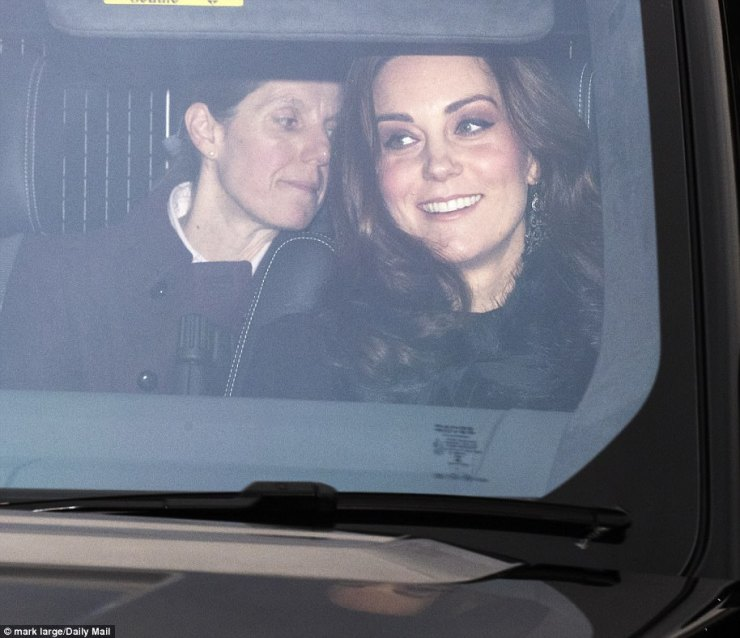 MsBorrallo first began working in the royal household in 2014, when she was employed to take care of Prince George. She trained at theprestigious Norland College