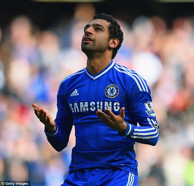 Salah felt he had 'unfinished business' in England after an unsuccessful stint at Chelsea