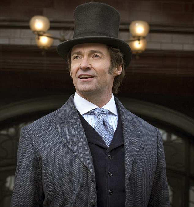 It's more than 35 years since audiences saw Michael Crawford in Barnum on the London stage, and now it's Hugh Jackman's turn in The Greatest Showman (which opens across the UK on Boxing Day)