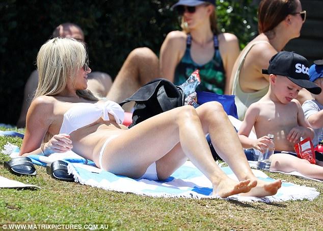 Roxy recalled: 'It was Pixie who said to me,