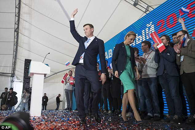 Over the past year, Navalny has mounted a grassroots campaign which has reached out to the most remote corners of Putin's heartland