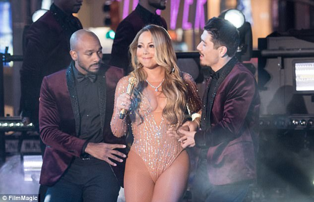 Second time's a charm:On Friday it was reported by TMZ that Mariah will be in charge of a mandatory sound check