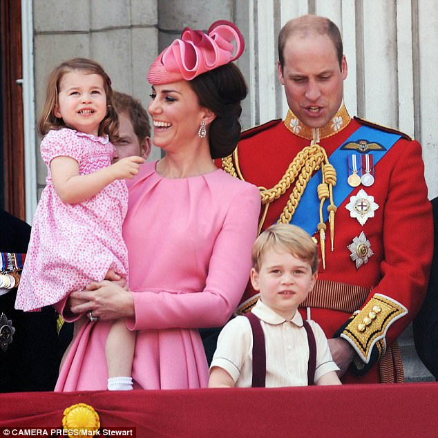 Another girl?Kate and William are sitting pretty with a solid prediction about the gender of their child