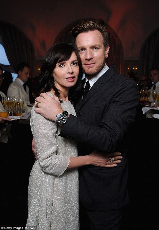 Ewan McGregors Ex Wife Eve Mavrakis Shares Family Snap