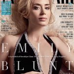 Emily Blunt Discuss Gender Pay Gap In Hollywood For Vanity Fair