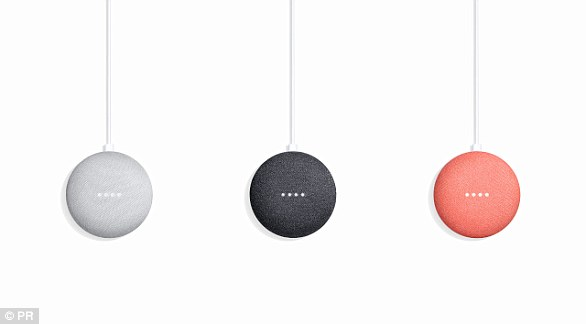 Google Home Mini: Google's clever tech-filled $49 (£34) doughnut can do almosteverything its bigger voicecontrolledGoogle Assistantpoweredsibling can do,including answer questionsand control third-party devices.