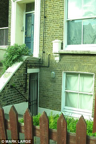 Confirmed, the Hackney flat Worboys shared alongside with his regular wife Jean Clayton