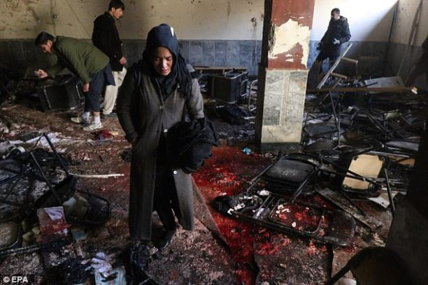 A suicide attack at the quit of final year killed at the least forty folks had wounded 30