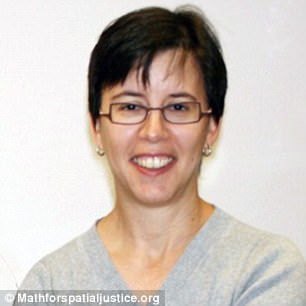 City University of New York (CUNY)-Brooklyn College education professor Laurie Rubel said meritocracy in the classroom is a 'tool of whiteness' in an article published in December in the Journal of Urban Mathematics Education