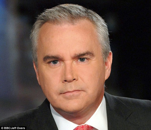 As the BBC grapples with the resignation of its China editor Carrie Gracie over the gender pay gap, it is trying to cut the salaries of some of its male stars to make things more even. Newsreader Huw Edwards (pictured) is earning £600,000 a year