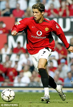 Cristiano Ronaldo left United in 2009, sealing dream £80m move — for a then world record fee