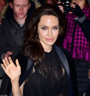 Angelina Jolie Stuns at the National Board of Review Awards Gala