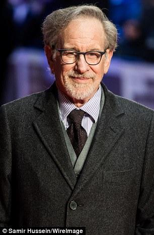 Steven Spielberg gives Oprah his full endorsement for presidential run