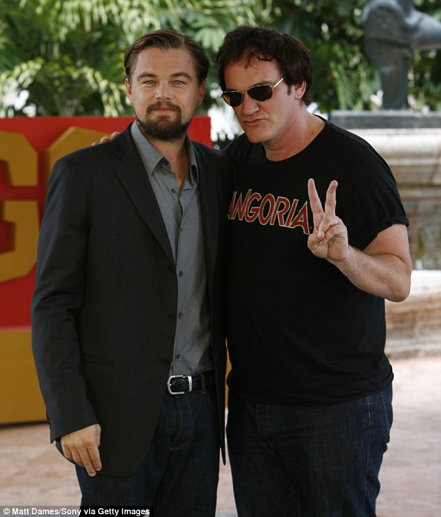 Reunited: Leonardo DiCaprio, 43, will reunite with his Django Unchained director Quentin Tarantino for the Charles Manson-themed film