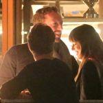 Dakota Johnson and Chris Martin's Date Night in Malibu