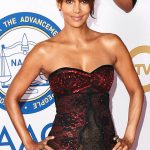 Halle Berry's Sheer Style At the NAACP Image Awards
