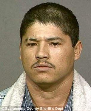 Bracamontes is seen here in a mugshot from May 2001