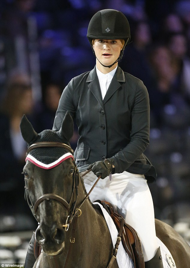 Jennifer is seen herecompeting during day 2 of the Gucci Paris Masters 2014 at Parc des Expositions on December 5, 2014 in Villepinte, Franc