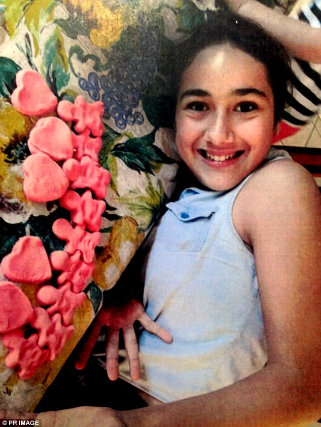 Rick Thorburn, foster father of Tiahleigh Palmer (pictured), will plead guilty to murdering the Gold Coast schoolgirl