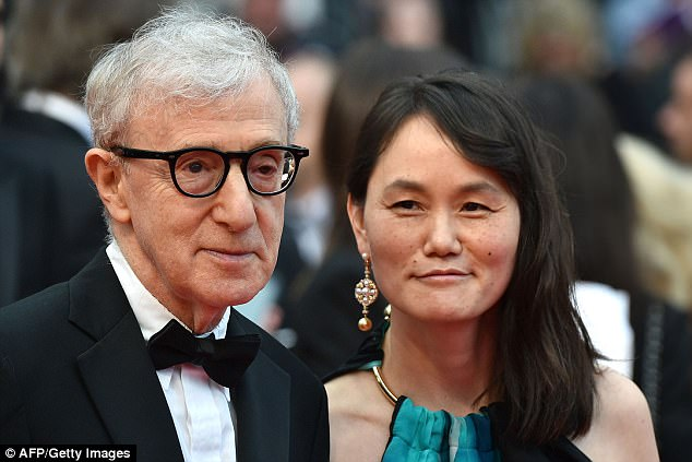 Allen has always denied the allegations, which have never been proven. He continues to enjoy a glittering career and remains married to Soon-Yi (pictured)