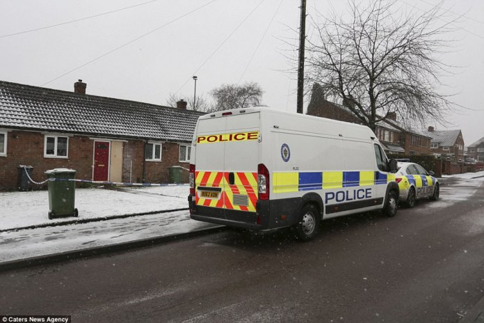 The incident happened at a house in Brownhills, near Walsall, last night where police were called to deal with what is being described as a domestic incident. Police were called to Valley View at around 9.15pm where the young girl was found with serious injuries
